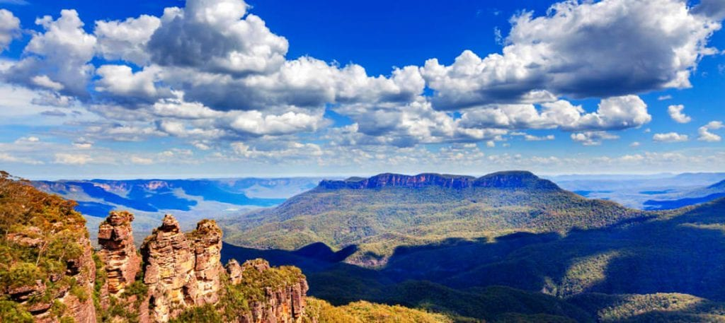 Sydney's Blue Mountains