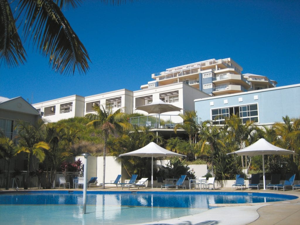 Ramada Resort Shoal Bay Pool