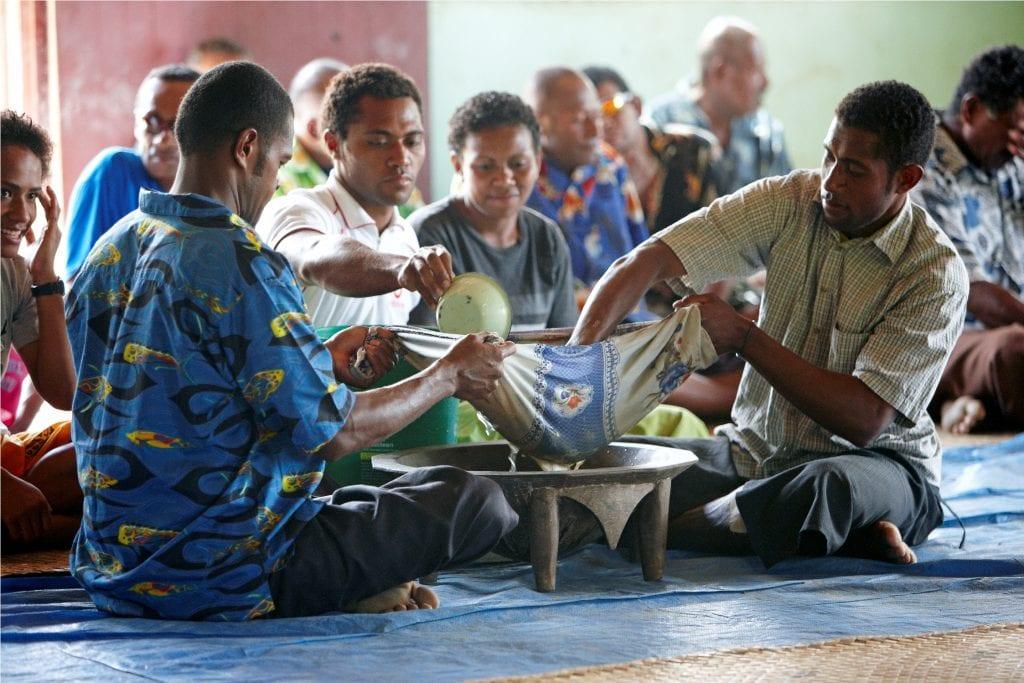 Kava Ceremony - Fiji