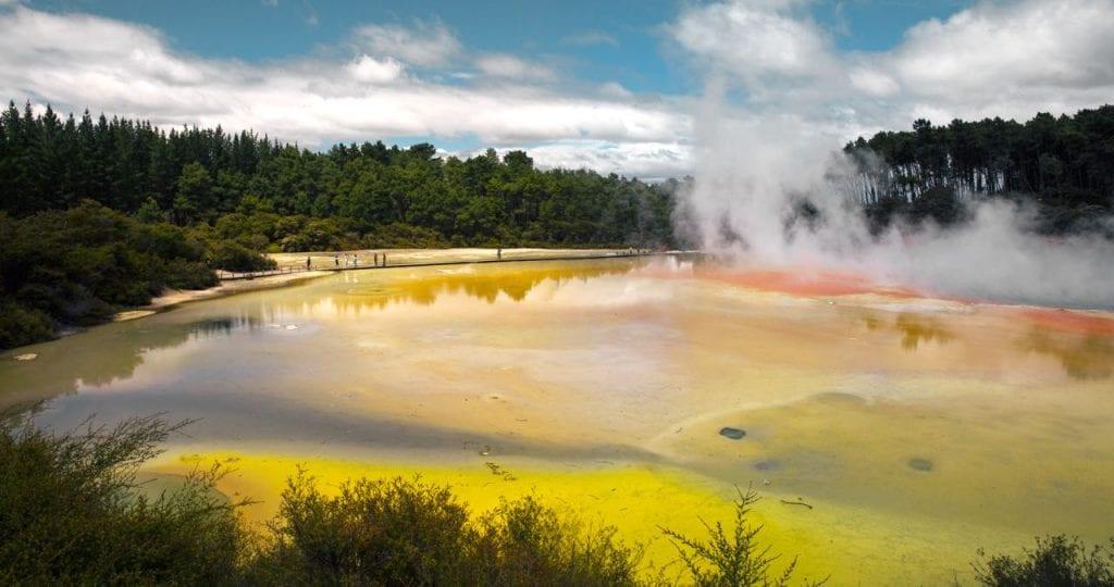 Waiotapu Geothermal Area