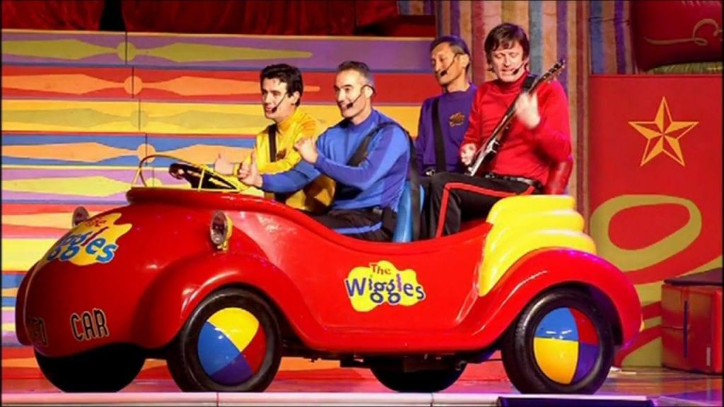 Wiggles' Big Red Car