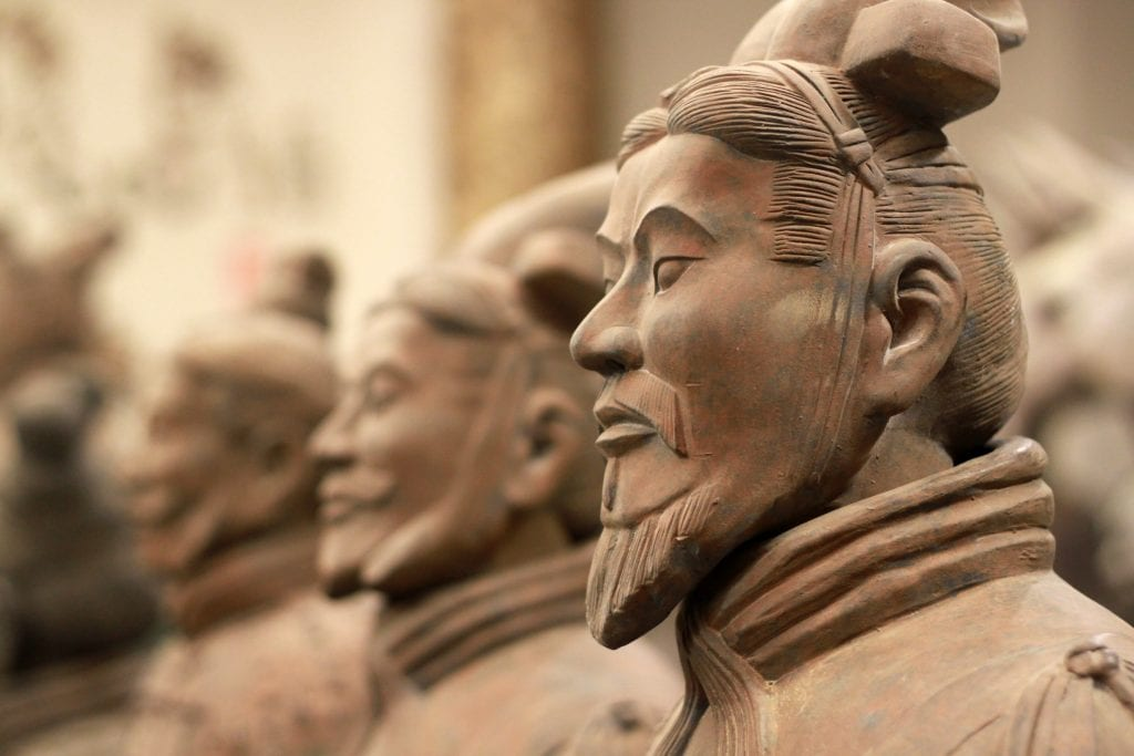 Terracotta Warriors in Xi'an, China, one of Asia's best experiences
