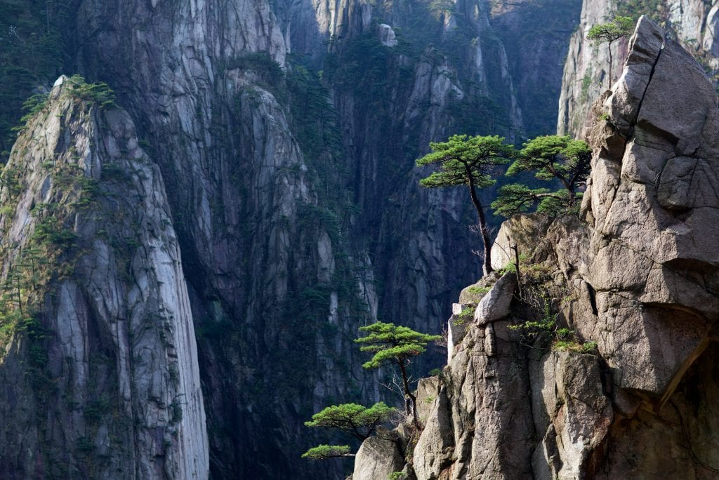 Huangshan Mountains (Yellow Mountains) in China, one of Asia's best experiences