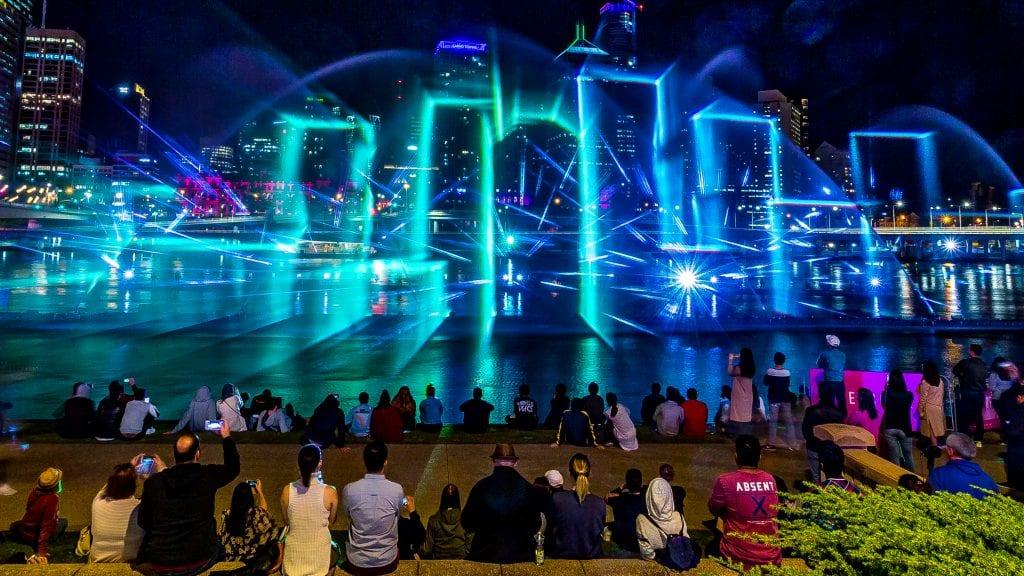 river of light brisbane festival