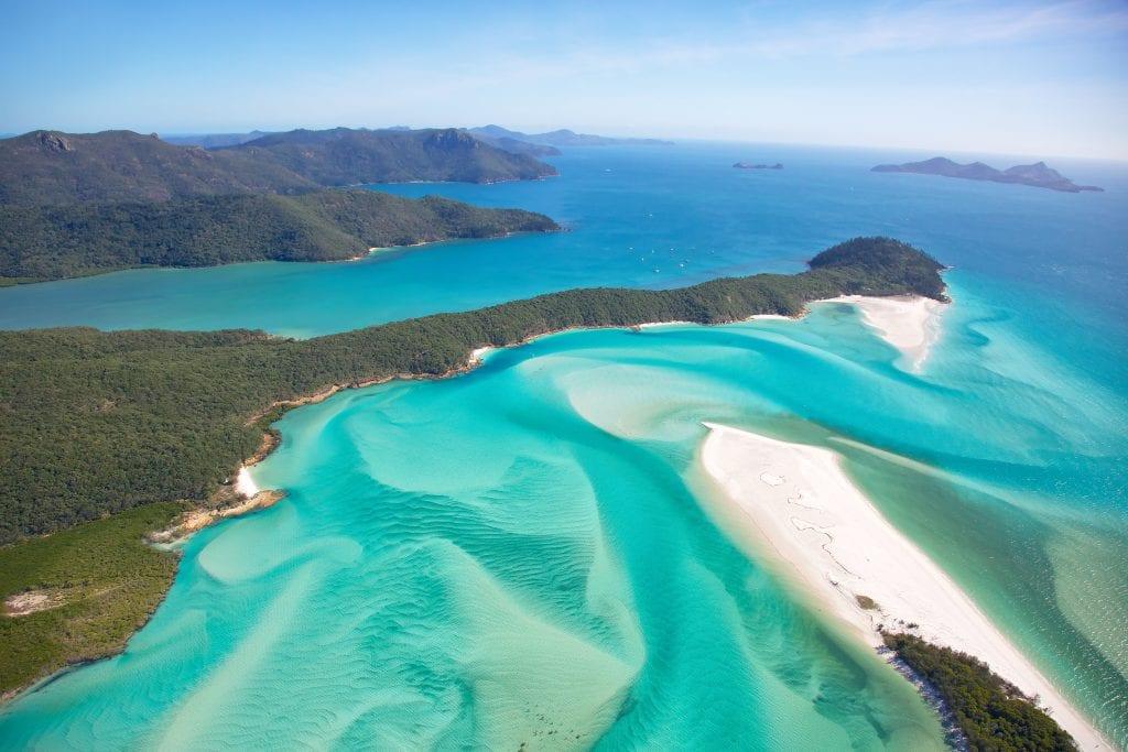 The Whitsundays, one of Australia's best experiences
