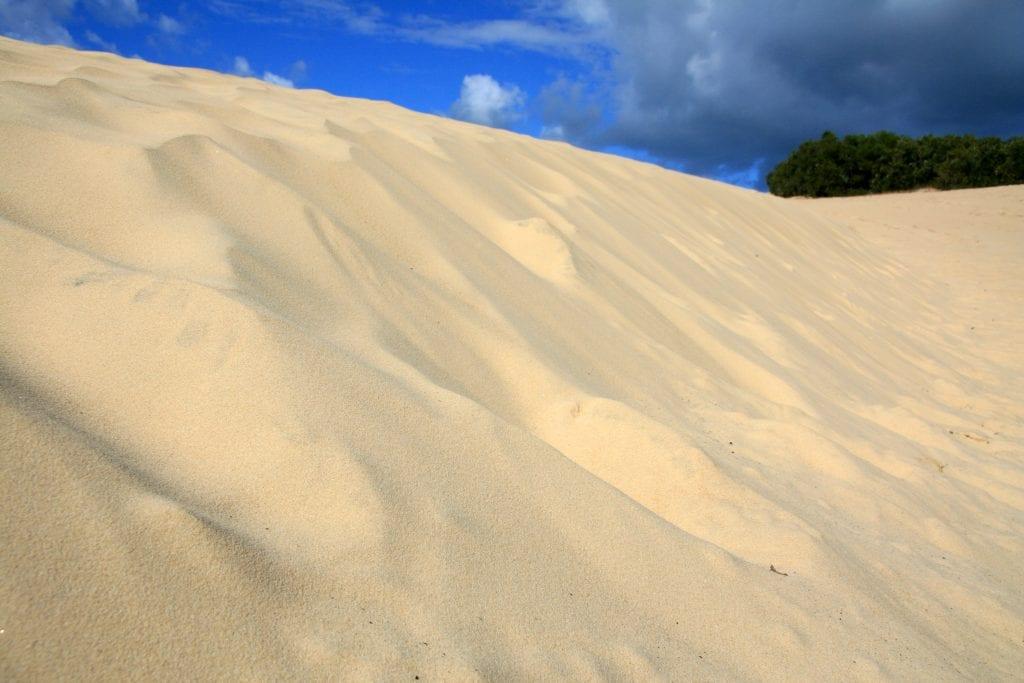 Fraser Island sand dunes, Australia