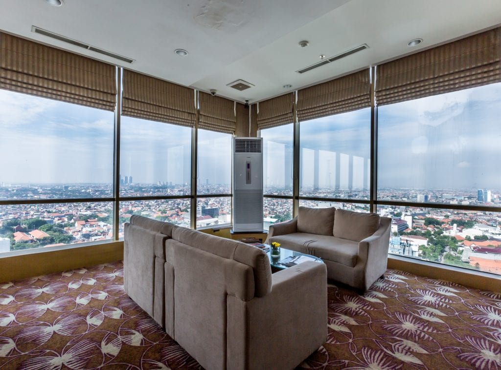 The Sky Lounge at Wyndham Surabaya